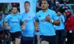Israel Folau will play Super Rugby on the wing this weekend
