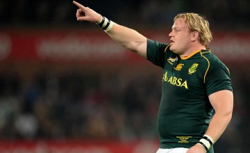 Adriaan Strauss has been included in a Springbok conditioning squad