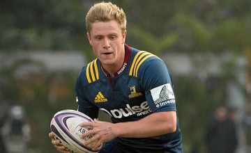 Josh Renton retains his place in the Highlanders team