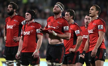 Kieran Read will captain the Crusaders