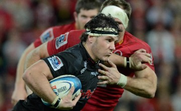 Marcell Coetzee will leave the Sharks after Super Rugby finishes