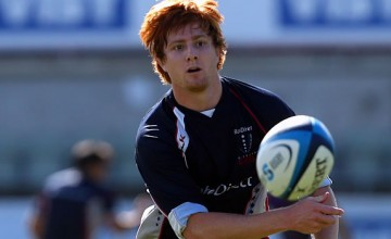 Nic Stirzaker has been named in the Rebels team for the first time this year