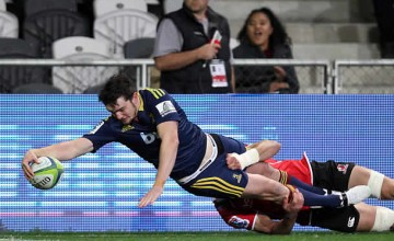 Richard Buckman will miss the rest of the Super Rugby season