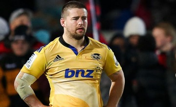 Dane Coles has been bracketed for the Super Rugby final