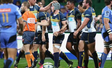 David Pocock has committed to the Brumbies