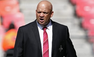 Southern Kings head coach Deon Davids