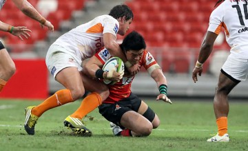 Harumichi Tatekawa retains the Sunwolves captaincy for a second week