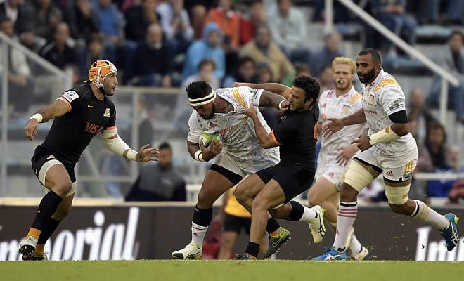 Jaguares Chiefs Super Rugby 2016