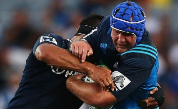 James Parsons will captain the Blues in Jerome Kaino's absence