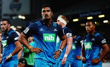 Jerome Kaino has been warned for dangerous tackling