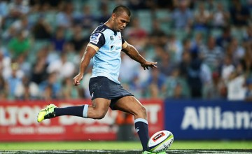 Kurtley Beale is injured and sits out this week