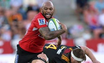Lionel Mapoe returns to the Lions starting line up