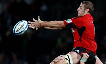 Luke Romano will play his 100th Super Rugby match this weekend