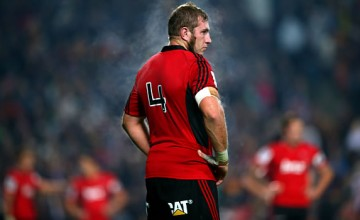 Luke Romano returns to the Crusaders side