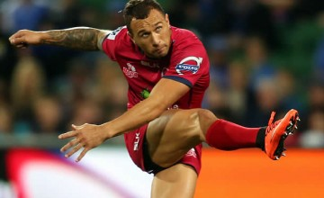 The Reds are hoping to re-sign Quade Cooper