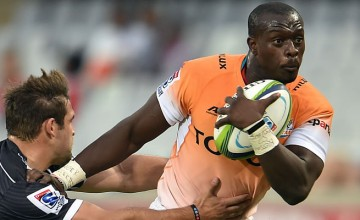 Former Cheetahs wing Raymond Rhule will make his debut for the Stormers