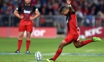 Richie Mo'Unga missed four out of five kicks in Durban