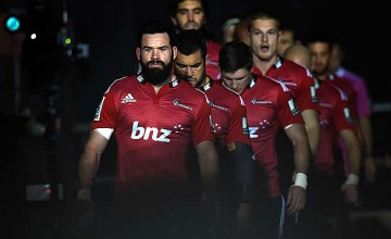 Ryan Crotty is expected to return for the Crusaders this weekend