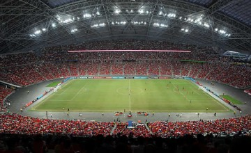 Singapore's National Stadium say they are ready