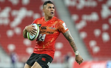 Tusi Pisi returns for the Sunwolves this week