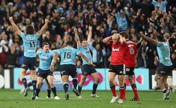 The Waratahs won their first Super Rugby title in 2014