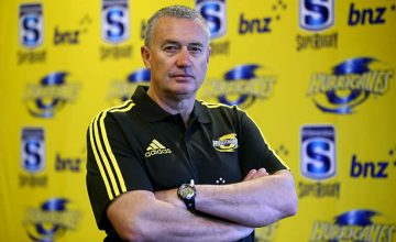 Hurricanes coach Chris Boyd has been linked to Cardiff Blues