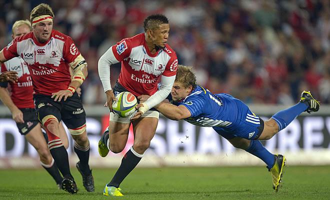 Jantijes Lions Super Rugby