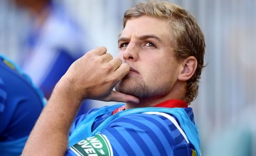 Jean-Luc du Plessis looks to have played his last match this season for the Stormers
