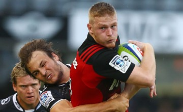 Johnny McNicholl returns to the Crusaders team