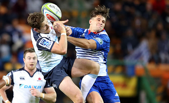 Kobus van Wyk has agreed to play for Bordeaux