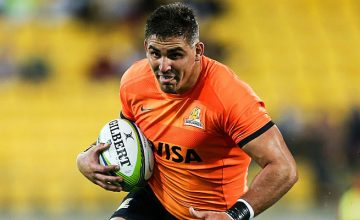 Pablo Matera starts for the Jaguares this weekend