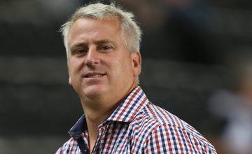 Stormers head coach Robbie Fleck