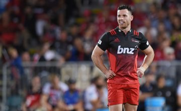 Ryan Crotty will win his 100th Super Rugby cap