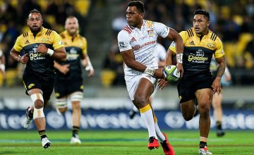 Seta Tamanivalu will miss the Chiefs quarter final due to injury