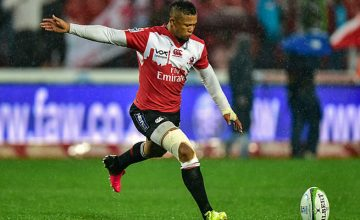 Elton Jantjies has a fractured finger