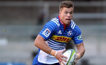 Stormers centre Huw Jones has joined the Scotland squad