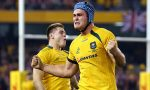 James Horwill has been included in the Wallabies training squad