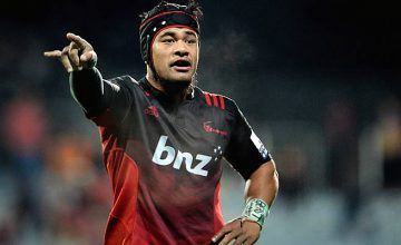 Jordan Taufua will continue to play Super Rugby for the Crusaders