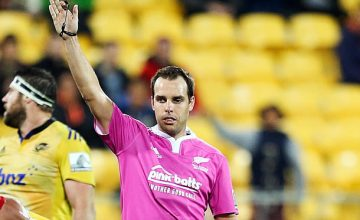 Mike Fraser will start the weekend's Super Rugby action in Auckland