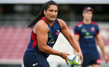 Saia Fainga'a will play for the Brumbies next year