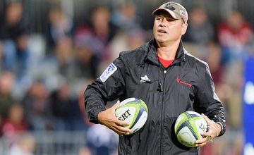 Tabai Matson says the Crusaders are ready for the Highlanders
