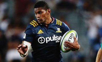 Waisake Naholo could return this weekend