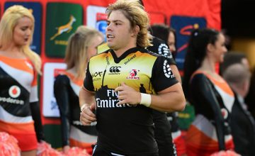 Faf de Klerk will make his Springbok debut this weekend