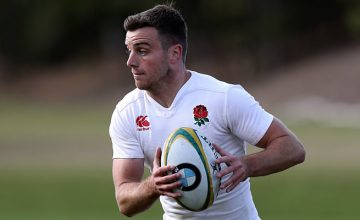 George Ford returns to the England starting line up