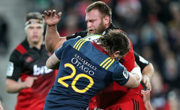 Joe Moody will play for the Crusaders until 2019