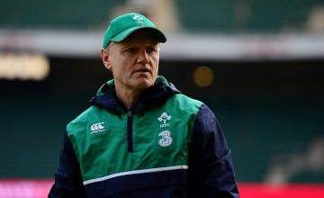 Joe Schmidt is considering an offer from the Highlanders