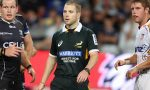 Angus Gardner will referee the first Super Rugby match this weekend