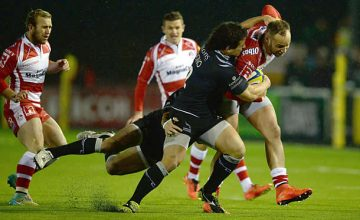 Billy Meakes will move from Gloucester to Perth