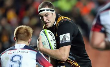Brodie Retallick returns for the Chiefs