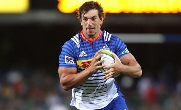 Eben Etzebeth will be rested this week